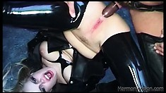 The ass of this fetish whore will get the roughest workout ever tonight
