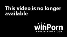 Nasty fetish lesbians use some violent toys in a rough bondage clip