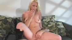 She loves being a slut for him, especially when he does her in the ass