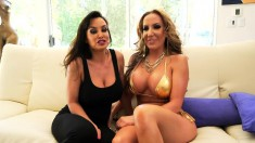 Lustful milfs with marvelous bodies share their desires and fantasies