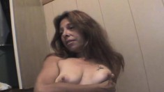 Nasty Mature Whore Gives A Nice Blowjob And Swallows Every Drop Of Cum