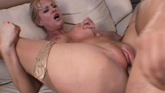 Gorgeous MILF wants to be treated like a whore in extreme scene