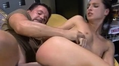 Hot Paulina K gives herself up to an experienced hung womanizer