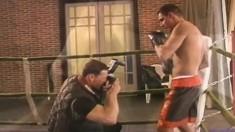 Hunky Judokas Robert Balint And John Valko Practice Their Oral And Anal Skills
