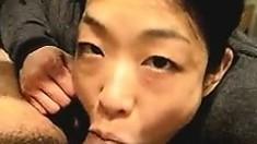 Petite Amateur Asian Blowjob