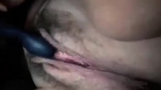 wife's first pussy rub video