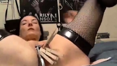 super hot submissive slave