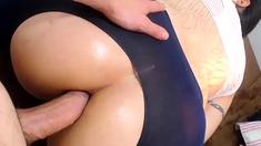 Webcam nice big booty amateur masturbating on webcam