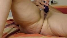 Big butt and pussy massage, orgasm, cumshot